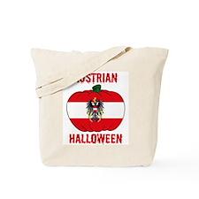 Austrian Halloween Tote Bag