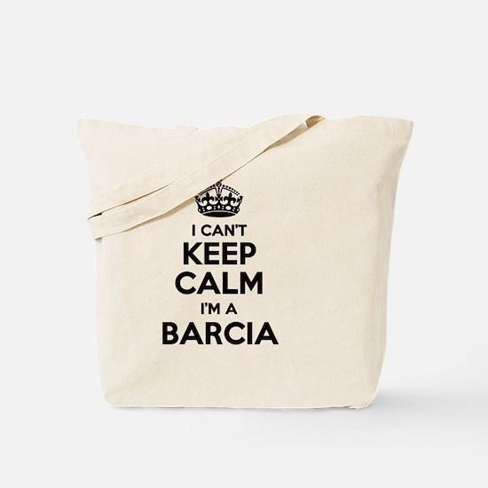 Cute Barcia Tote Bag