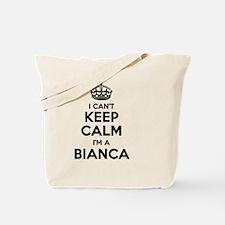 Cute Bianca Tote Bag