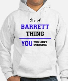 Unique Barrett Jumper Hoody