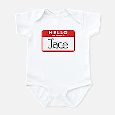Hello Jace Infant Bodysuit