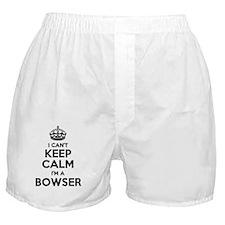 Cute Bowser Boxer Shorts