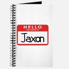 Hello Jaxon Journal