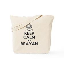 Funny Brayan Tote Bag