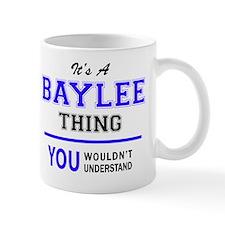 Cute Baylee Mug