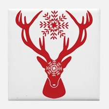 Cute Stag party Tile Coaster