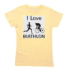 Biathlon Girl's Tee