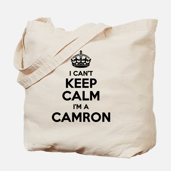 Unique Camron Tote Bag