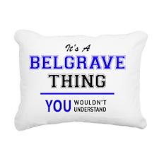 Unique Belgrave Rectangular Canvas Pillow