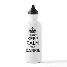 Unique Carrie Water Bottle