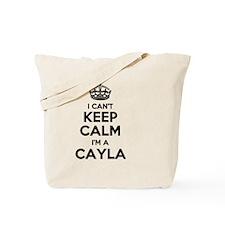 Cayla Tote Bag