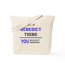 Cute Benedict Tote Bag