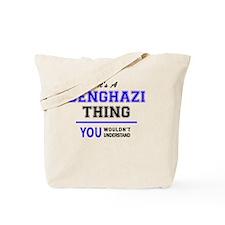 Unique Benghazi Tote Bag