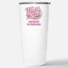 Unique Surgical technician Travel Mug