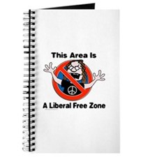 This Area Is A Liberal Free Zone V2 Journal