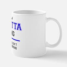 Cute Beretta Mug