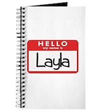 Hello Layla Journal