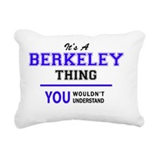 Berkeley Rectangular Canvas Pillow