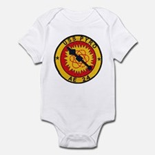 USS PYRO Infant Bodysuit
