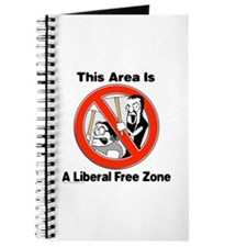 A Liberal Free Zone V1 Journal