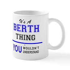 Cute Berth Mug