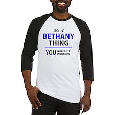Unique Bethany Baseball Jersey