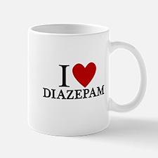 I Love Diazepam Mug