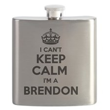 Funny Brendon Flask