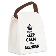 Funny Brennen Canvas Lunch Bag