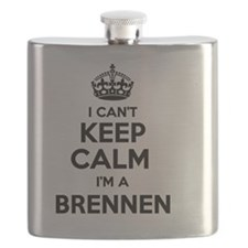 Funny Brennen Flask