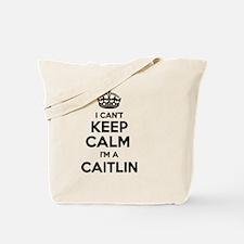 Unique Caitlin Tote Bag