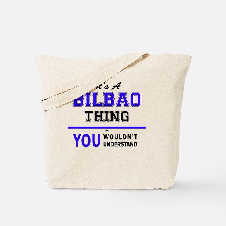 Cute Bilbao Tote Bag
