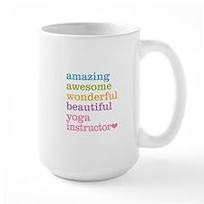 Yoga Instructor Mugs