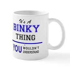 Funny Binkying Mug