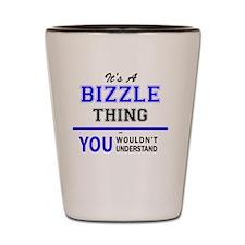 Funny Bizzles Shot Glass