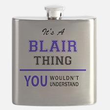 Unique Blair Flask