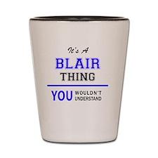 Cute Blair Shot Glass