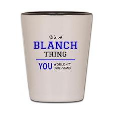 Blanche Shot Glass