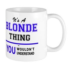 Cool Blond Mug