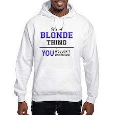 Cool Blonde Hoodie