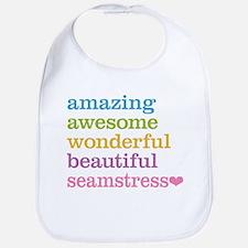 Awesome Seamstress Bib