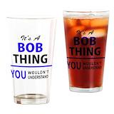 Bob Drinking Glass