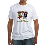 Los Compadres Fitted T-Shirt