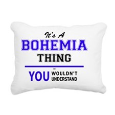 Cute Bohemia Rectangular Canvas Pillow