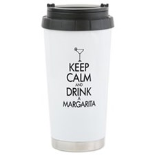 Cute Margarita Travel Mug