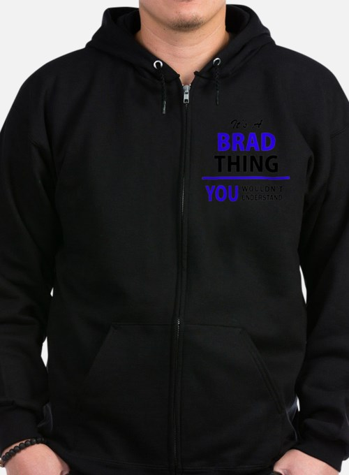Cute You Zip Hoodie