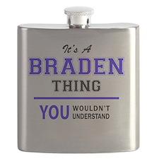 Cute Braden Flask