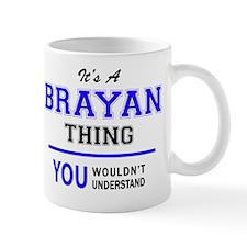 Cute Brayan Mug