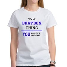 Cute Braydon Tee
