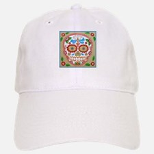 "Eden Folwell ""Amor"" Day of the Dead Baseball Baseball Cap"